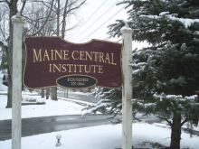 High school residence halls MCI (MAINE...